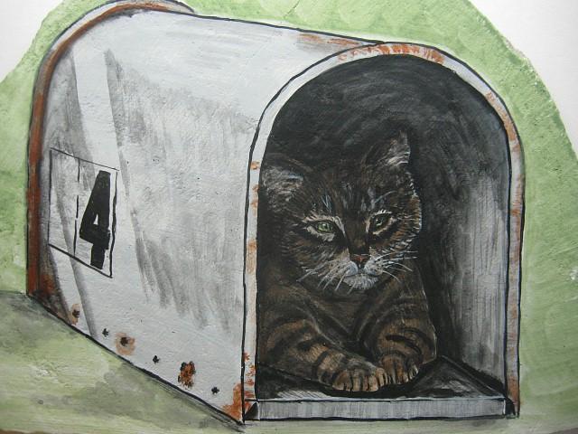 You've Got Mail -kitty